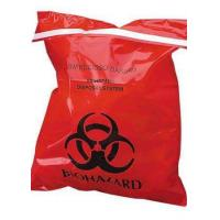 Buy cheap Large Autoclavable Biohazard Waste Bags Recyclable 15 - 100 Micron Thickness product