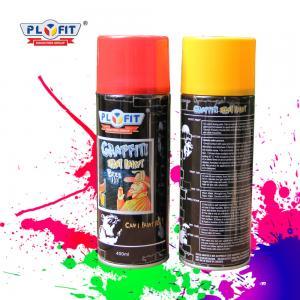 Buy cheap High Heat Car Graffiti Spray Paint Metallic Aerosol Acrylic Plastic Coating product