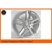 Buy cheap Audi A8L Aluminum Alloy Wheels Rims / Lightweight Silver / Black Car Wheels from wholesalers