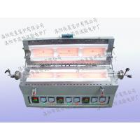 China 1000-1200 Centigrade Openable tube furnace Furnace With 3 Heat Zone on sale