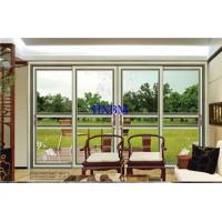 Buy cheap Residential Building Aluminum Sliding Windows Convenient For Cleaning from wholesalers