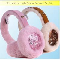 Buy cheap Plush headphones computer headphone warn headset product