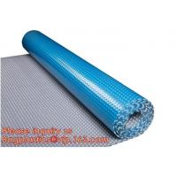UV Resistance New Design Swimming Bubble Solar Pool Cover Selling/winter pool