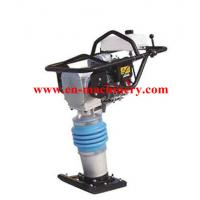 Buy cheap Road Construction Gasoline Tamping Rammer with construction industry Vibration ramming product