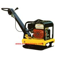 Buy cheap Compactor Walk Behind Robin Engine Concrete Plate Compactor (CD160) product