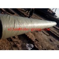 Buy cheap Cold Drawing Stainless Steel Round Pipe ASTM A312 UNS S31254 254MO product