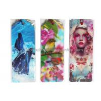 Buy cheap Custom Plastic Bookmarks With Display Box product