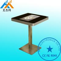 Quality 10.1Inch Touch Kiosk Coffee Table Vertical Digital Signage High Resolution For Dining Room for sale