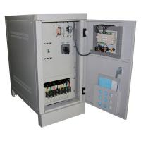 Buy cheap 100KVA 50Hz 60Hz 3 Phase Voltage Stabilizer High Output Voltage Accuracy product