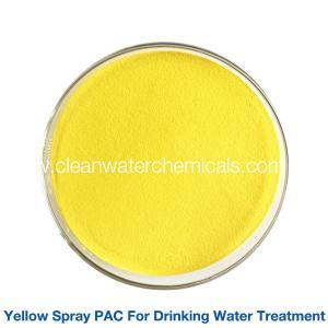 Yellow Polyaluminium Chloride For Drinking Water Treatment
