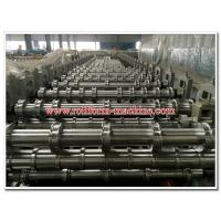 Buy cheap Double Deck Corrugated Metal Roof & Wall Cladding Panel Roll Forming Machine, Rollforming Line product