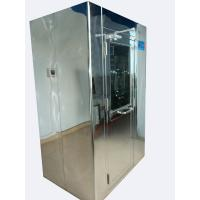 Buy cheap ISO9001 Standard Air Shower Room For 3-6 Persons 1200x3000x2180mm product