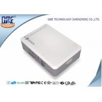 Buy cheap White 6 Por Desktop Switching Power Supply USB 50 w Quick Charger UL CE FCC product
