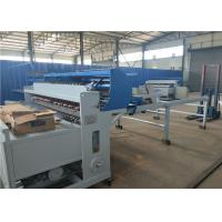 Buy cheap Industrial Chain Link Fence Making Machine , High Output Automatic Fencing Machine product