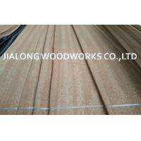 China Natural Sliced Quarter Cut  Bubinga Wood Veneer Sheet For Plywood on sale