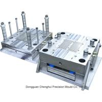 China Custom Gas spring high Precision mold , LED mould Hot Runner on sale