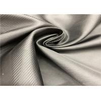 Buy cheap Customize Color Twill Lining Fabric High Toughness Anti - Wrinkle Anti - Pilling product