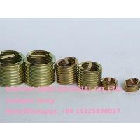 Buy cheap China factory supply stainless steel wire threaded inserts and screw thread from wholesalers
