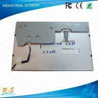 China AUO 15.6 tft lcd color monitor G156 X W01 V1 for ATM , POS , Kiosk on sale