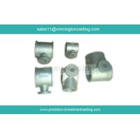Buy cheap Industrial Valve Body Casting Stainless Steel With Electro Polishing And Ball Blasting product