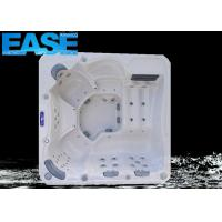 Buy cheap 1800L and 6 seats acrylic whirlpool massage home hydro hot tub with 49pcs massage jet product
