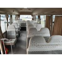 Buy cheap LHD 2016 second hand /used toyota coaster mini coach for sale with 30 seats product