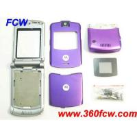 Buy cheap Motorola v3 housing on www.360fcw.com product