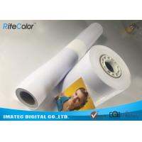 Buy cheap Graphic Studio Resin Coated Photo Paper 260gsm Waterproof With Enhanced Printing from wholesalers