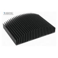 Buy cheap 6063 Aluminum Heatsink Extrusion Profiles For Water Cooler / Electronic Radiator / Automatic Industry product