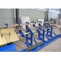 Buy cheap Steel Bar Cutting Wire Rod Straightening Machine Adjustable Speed Traction Energy Saving product