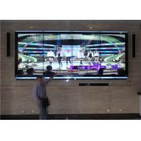Buy cheap High Contrast Broadcast Video Wall Digital Signage Flexible Structure With Controller product