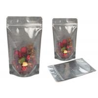 Buy cheap Transparent Stand Up pouch Packaging Plastic Pouch Packaging Moisture Proof product