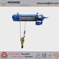 Buy cheap Economic Prices Construction Fixed Type Electric Hoist from wholesalers