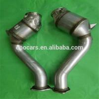 Buy cheap Germany Original Catalytic Converter Magnaflow for Porsche Cayenne Exhaust System Clean 958113027AX product