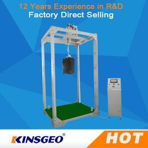 China Luggage Oscillating Impact Testing Machine , Suitcase Handle Shock Tester KJ-9020 on sale