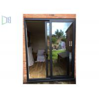 Buy cheap Sound Proof Aluminium Sliding Windows / Doors Low - E Glass AS2047 Cetification product