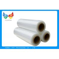 Quickly Printing PVC Shrink Film Good Insulating Property 150mm-1000mm Width