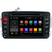 China 3D Games Support Mercedes Vito Head Unit , Mercedes Vito Dvd Player With Wifi GPS Radio on sale