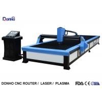 Buy cheap Start Control CNC Plasma Cutting Table , Plasma Cutting Equipment For Stainless Steel product