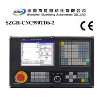 Buy cheap 2-4 Axis CNC Lathe Controller , Turning PLC cnc machine control system product