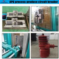 Buy cheap low price apg process injection moulding machine for primary bushing product