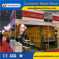 Buy cheap Scrap Container Shears Factory product