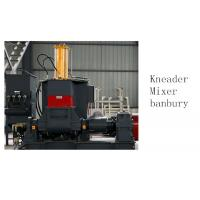 Buy cheap Front / Back Feeding Plastic Rubber Kneader Machine For Mixer product
