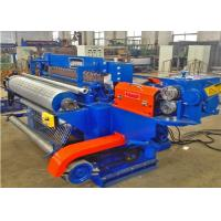 Buy cheap Roll Mesh Automatic Wire Mesh Welding Machine 3 - Phasse 380V / 220V 2 . 2 KW product