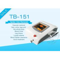 Buy cheap 30 Mhz RBS Spider Vein Removal Machine For Face Leg Vascular Treatment from wholesalers