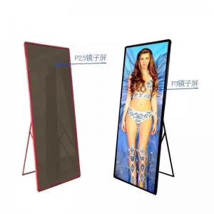 Buy cheap Indoor Custom LED Display P2.5 P3 Full Color Poster Screen 1500 Nits Brightness product