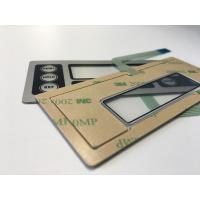 Buy cheap IP65 waterproof metal dome membrane switches product