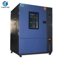 Buy cheap Programmable high low temperature and humidity test chamber China product