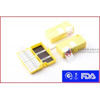 Buy cheap FDA Audited Surgical Yellow FM MAG Needle Disposal Box without Sterile product