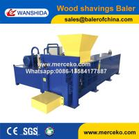 Buy cheap Wanshida High Quality Strong Wood Sawdust Compactor product
